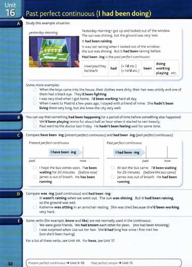 4 172/5000 Um livro de gramática inglesa bem organizado ajudará você a treinar sua gramática inglesa. Eu gosto que o tópico de gramática inglesa é dividido em seção para ajudá-lo a aprender inglês rápido