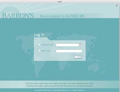 Barrons-TOEFL-Simulacao