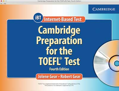 Cambridge-TOEFL-simulacao