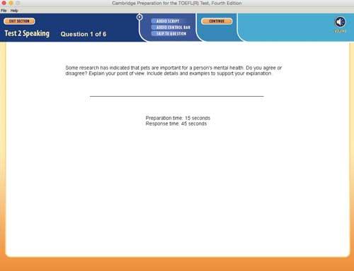 prova toefl simulado, falando a pergunta 1, prepare-se para o TOEFL treinando seu inglês para dar sua opinião