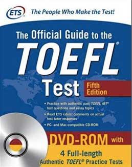 Oficial ETS TOEFL simulado e livro, guia oficial para TOEFL prova ETS, não é uma má idéia ter um recurso ou guia para TOEFL do pessoal oficial do TOEFL, ETS
