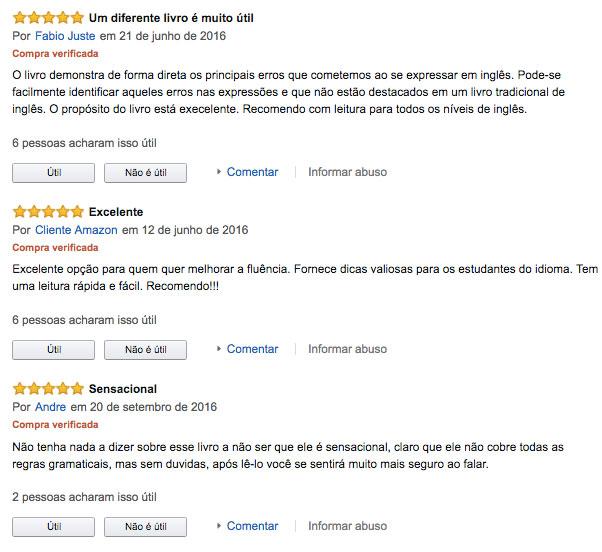 Melhores Livros Para as Pessoas que Falam Português Para Aprender Inglês