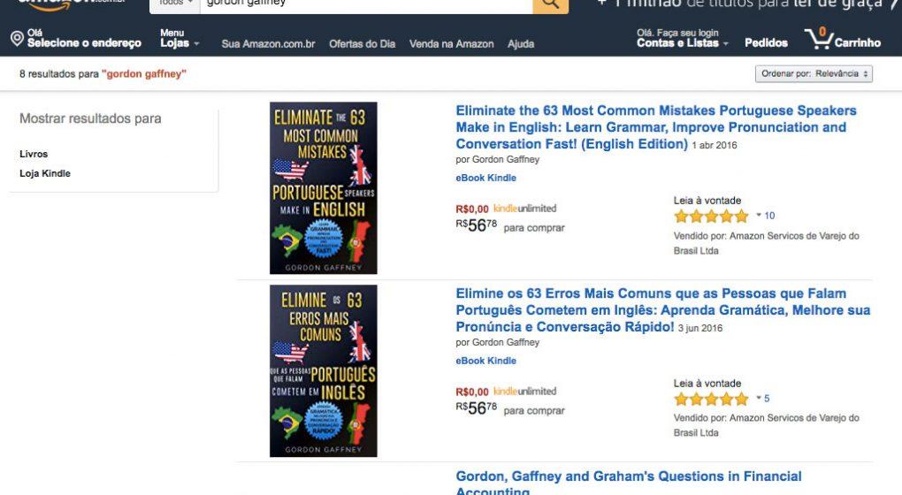 Melhores Livros Para Aprender InglêsPara as Pessoas que Falam Português