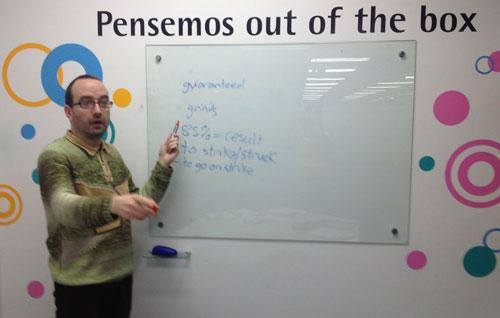 aulas de inglês particular