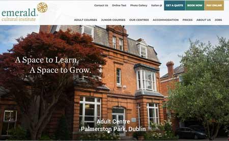 Emerald Cultural Institute Dublin escolas de ingles em Dublin