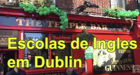 Escolas de Ingles em Dublin, analys