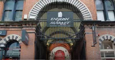 escolas de ingles em Cork English Market