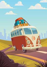 Curso-em-Video-Online-_Fluencia-em-Ingles-Road-Trip