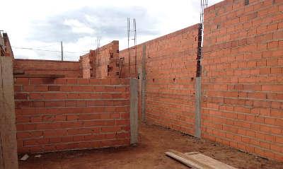 Como São Feitas as Casas nos Estados Unidos construção de casa brasileira