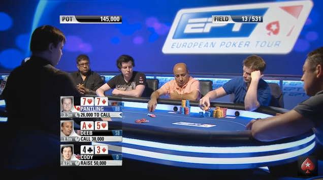 Gírias de Poker palavras