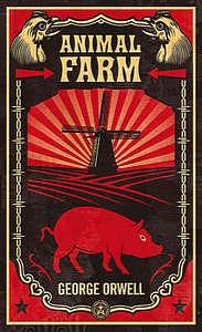 Livros Faceis de Ler em Inglês Animal Farm