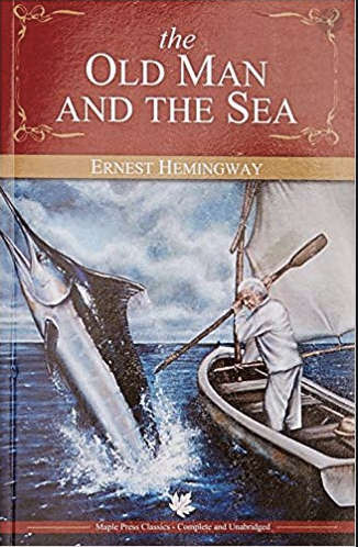 Livros Faceis de Ler em Inglês Ernest Hemingway The Old man and the sea