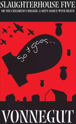 Livros Faceis de Ler em Inglês Kurt Vonnegut Slaughterhouse 5