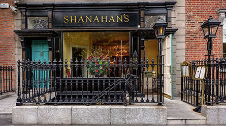 Pontos de Carne em Inglês Shanahans on the green steakhouse