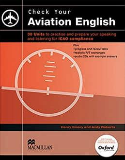 A estrutura é ligeiramente diferente já que ele contém 30 unidades de 2 páginas ao invés de seguir os 12 assuntos da ICAO. Cada unidade tem atividades para praticar as habilidades em ouvir e falar e para desenvolver os vocabularies chave.