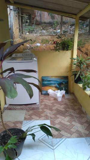 como são feitas as casas nos Estado Unidos lavanderia fora de casa brasil