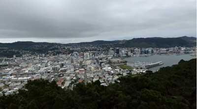 Salário Mínimo na Nova Zelândia nao tem cobra Wellington
