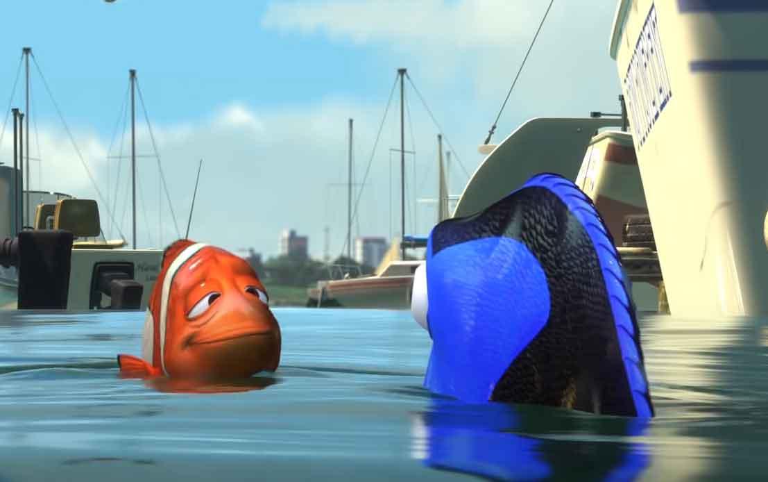 Aprender Inglês Com Filmes_Procurando Nemo